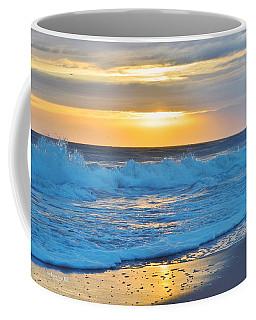Sunrise With A Splash Coffee Mug