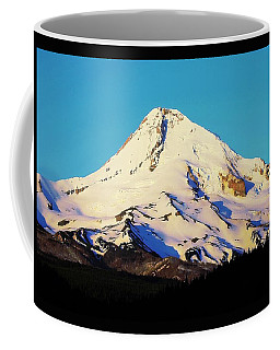 Sunrise With Mt. Hood Coffee Mug