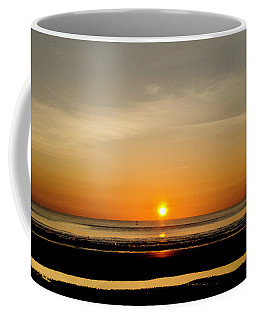 Sun's Up At The Beach Coffee Mug