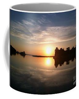 Sunset @ Rend Lake Coffee Mug