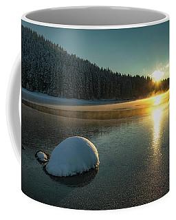 Sunset 20.12.2017 Coffee Mug