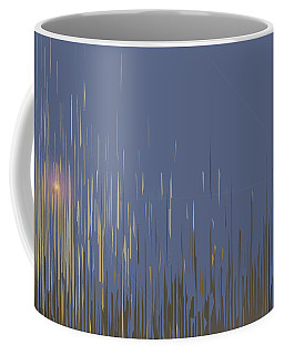 Sunset Across The Lake Coffee Mug