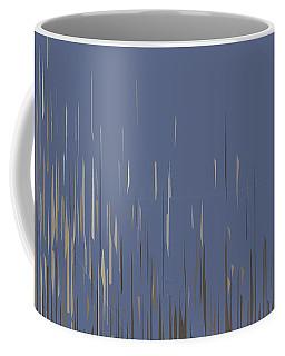 Sunset Across The Lake Coffee Mug