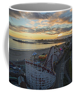 Sunset Amusement Coffee Mug
