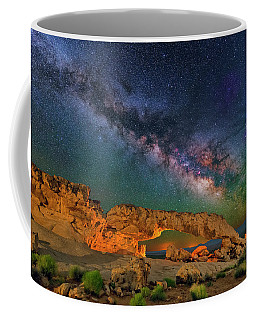 Sunset Arch Coffee Mug