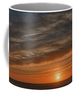 Sunset At Cape Kiwanda Coffee Mug