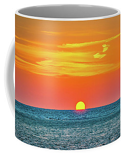Sunset At Captiva Coffee Mug