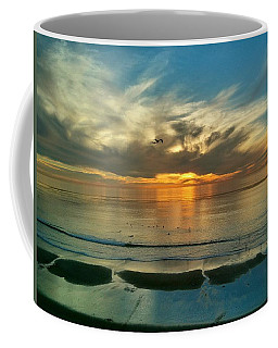 Sunset At Carlsbad Coffee Mug