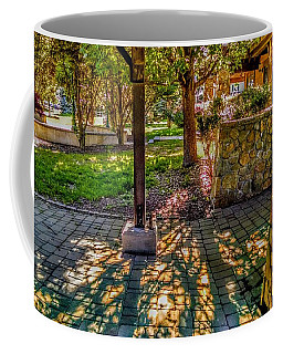 Sunset At Community Park In Montville, New Jersey Coffee Mug