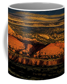 Sunset At Donkey Flats Coffee Mug