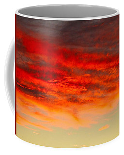 Sunset At Eaton Rapids 4826 Coffee Mug