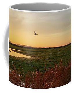 Sunset At Holkam Coffee Mug
