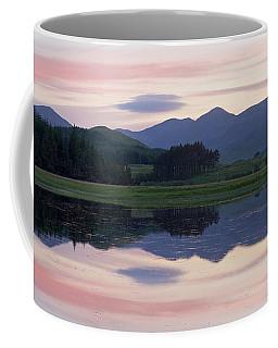 Sunset At Loch Tulla Coffee Mug