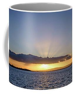 Sunset At Lough Derg Coffee Mug