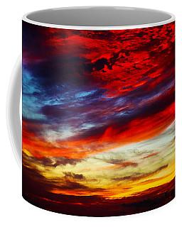 Sunset At Louie's Coffee Mug