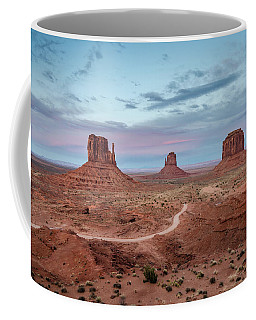 Sunset At Monument Valley No.1 Coffee Mug