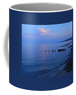 Sunset At North Beach Coffee Mug