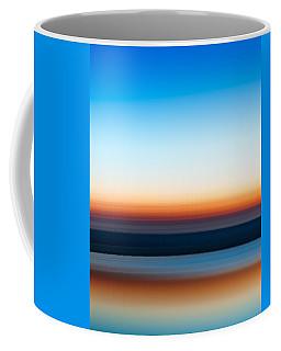 Sunset At Ottawa Lake Coffee Mug