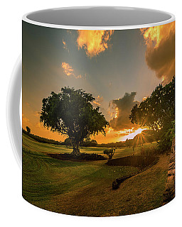 Sunset At Paia Coffee Mug