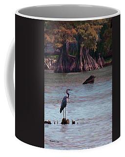 Sunset At Reelfoot Lake Coffee Mug
