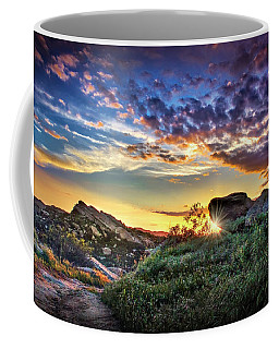 Sunset At Sage Ranch Coffee Mug