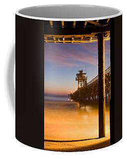 Sunset At San Clemente Coffee Mug