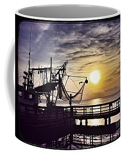 Sunset At Snoopy's Coffee Mug