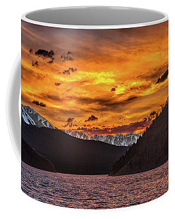 Sunset At Summit Cove And Summerwood June 17 Coffee Mug