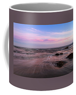 Sunset At The Atlantic Coffee Mug