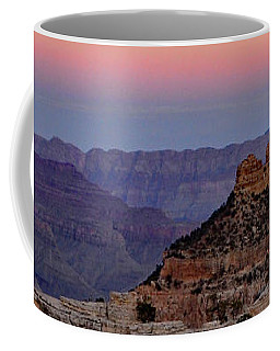 Sunset At The Grand Canyon Coffee Mug