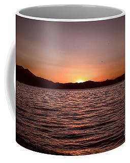 Sunset At The Lake 2 Coffee Mug