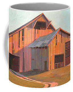 Sunset Barn Coffee Mug