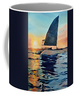 Sunset Boulevard Coffee Mug