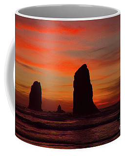 Sunset Coast Coffee Mug