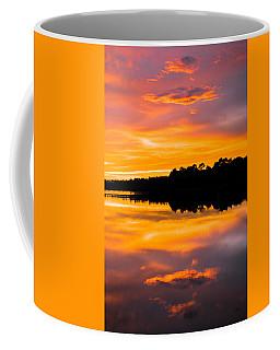 Sunset Colors Coffee Mug