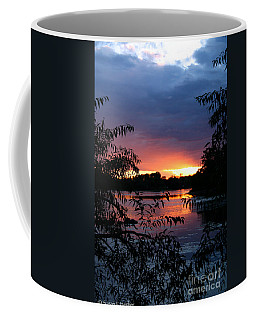 Sunset Cove Coffee Mug