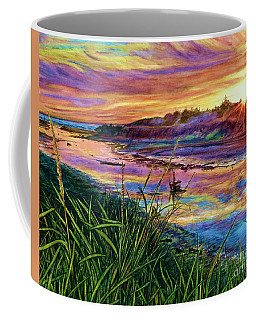 Sunset Creation Coffee Mug