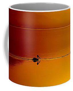 Sunset Cruising Coffee Mug