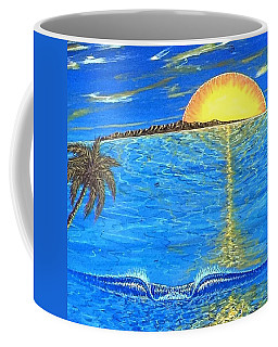 Sunset Dream Coffee Mug
