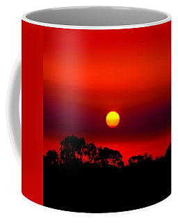 Sunset Dreaming Coffee Mug