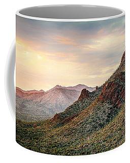 Sunset Coffee Mug by Elaine Malott