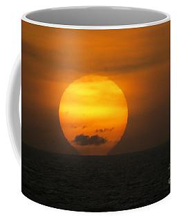 Sunset Fireball Coffee Mug