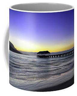Sunset Fisherman Coffee Mug