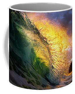 Sunset Flare Coffee Mug