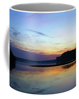 Sunset Florida Seascape Inlet 139a Coffee Mug