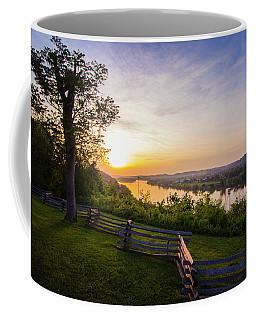 Sunset From Boreman Park Coffee Mug