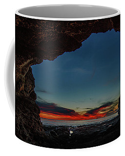 Sunset From Brady's Cave Coffee Mug