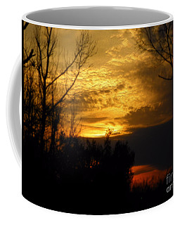 Sunset From Farm Coffee Mug by Craig Walters