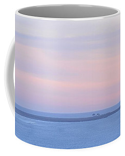 Sunset From Irish Beach Coffee Mug