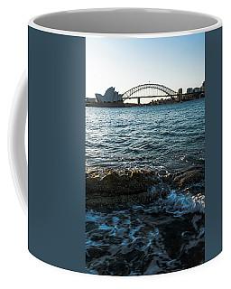 Sunset From Mrs Macquarie's Point Coffee Mug